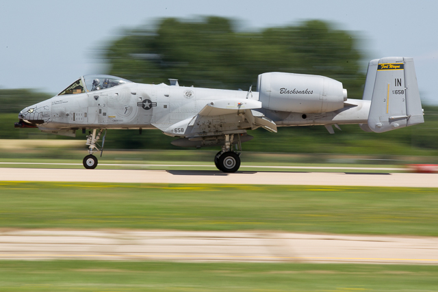 A-10 at Oshkosh