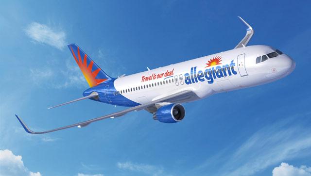 A320 Allegiant