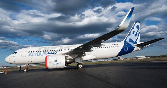 A320neo PW1100gs