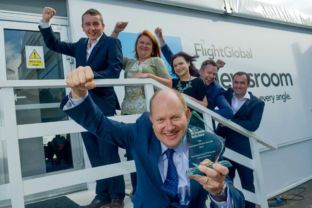 Airline Business Media Award