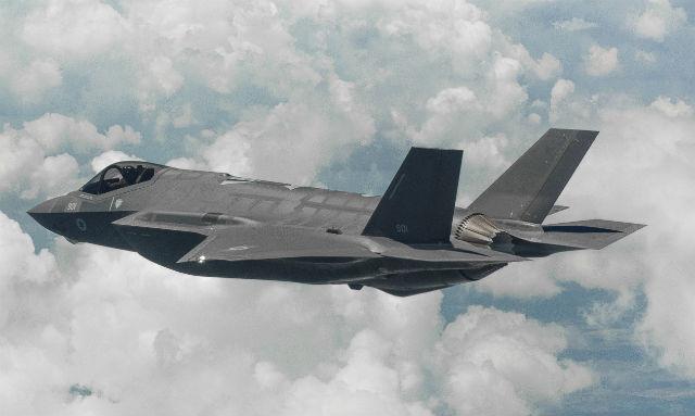 F-35A Adir - Lockheed Martin
