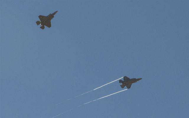 F-35A pre-IOC Hill AFB test - USAF