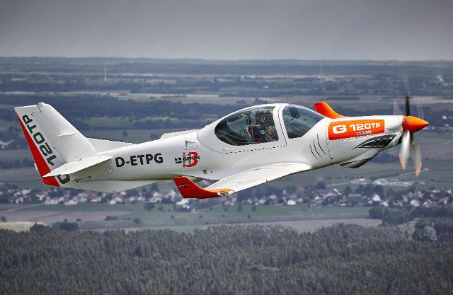 G120TP - Grob Aircraft