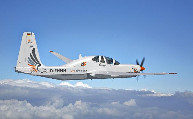 G520NG - Grob Aircraft