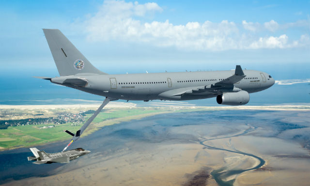 MMF A330 MRTT - Airbus Defence & Space