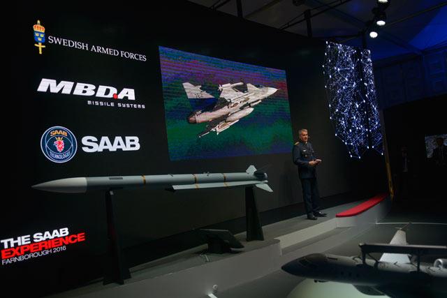 Saab Meteor