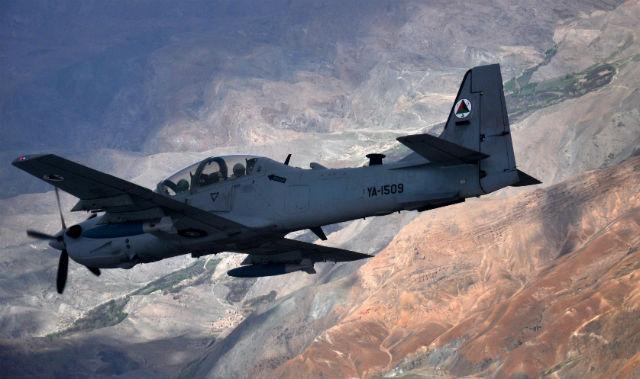 A-29 Afghan - US Air Force