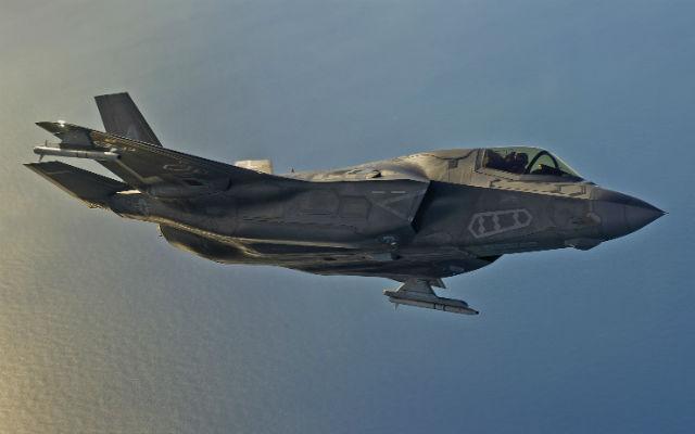 Asraam on F-35 - Lockheed Martin