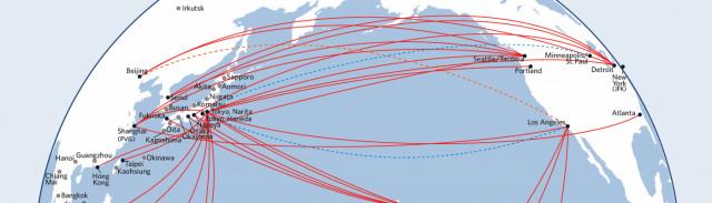 Delta Asia map 2016