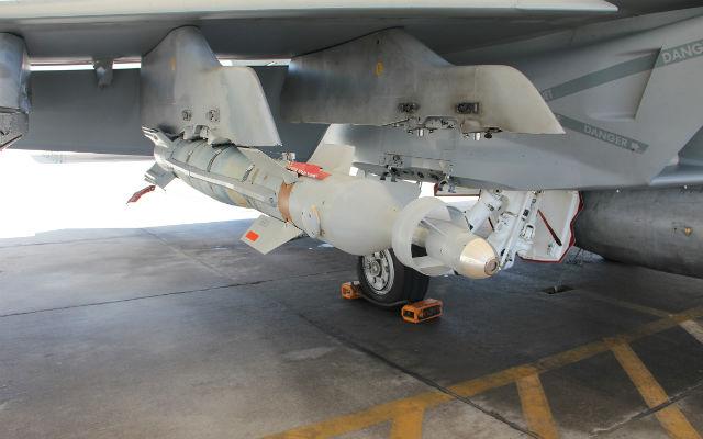 Dual Mode Plus Paveway II LGB F-18 - Lockheed
