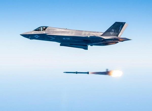 F-35 surge