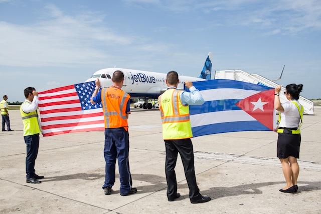 JetBlue Cuba A320