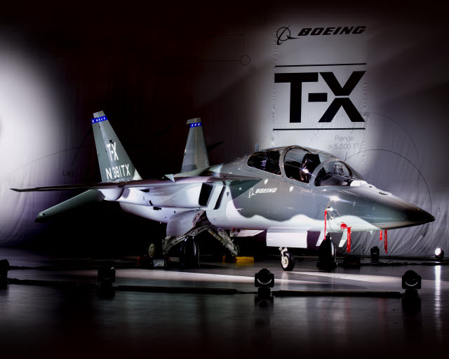 Boeing Saab T-X