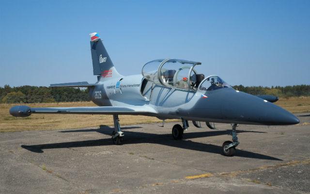 L-39NG retrofit prototype - Beth Stevenson