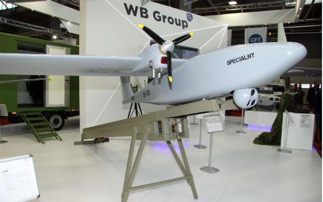 Łoś (Moose) UAV - Bartosz Glowacki