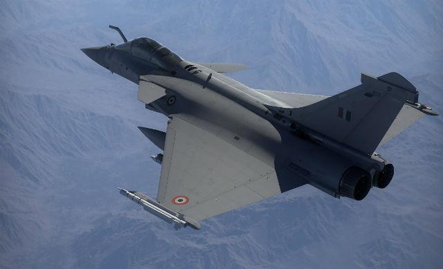 Rafale India - Dassault