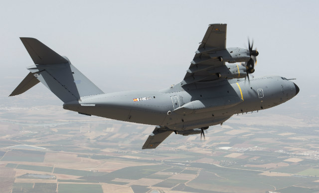 Spanish A400M - Airbus Defence & Space
