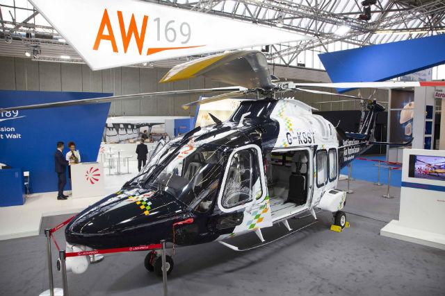 AW169 KSST