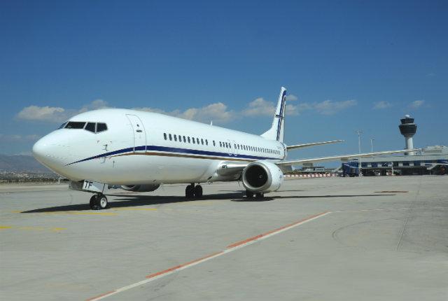 GainJet 737