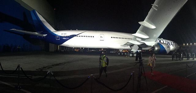 Kuwait 777-300ER