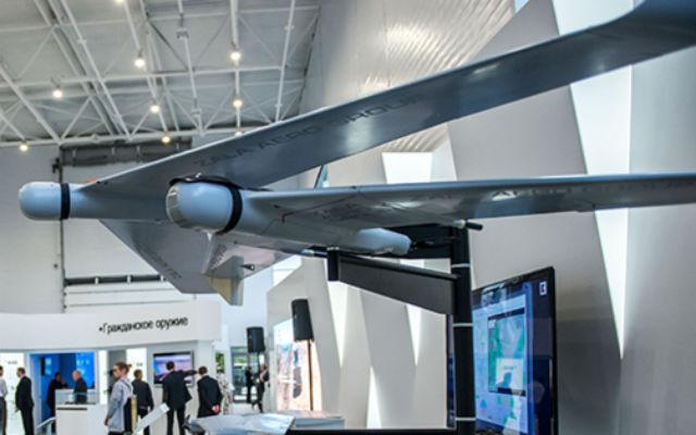 16E5 UAV - Zala Aero/Rostec