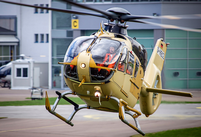 H135 Flight Test