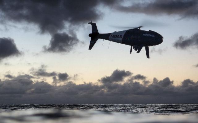 MOAS Camcopter - Schiebel