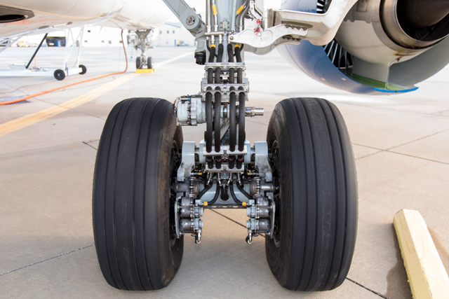 Nose Gear CSeries