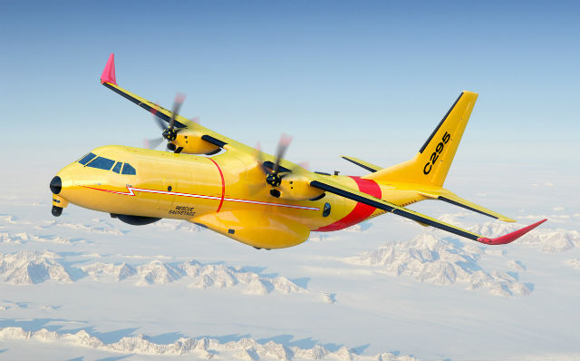 C295 FWSAR - Airbus Defence & Space