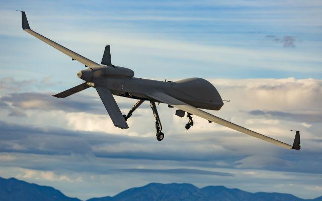 Gray Eagle ER first flight - General Atomics