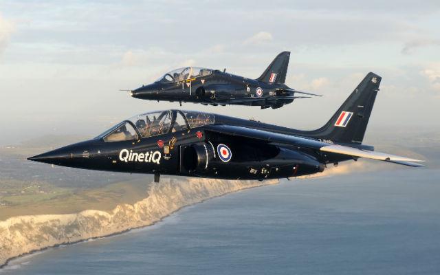 LTPA Alpha Jet Hawk - Qinetiq