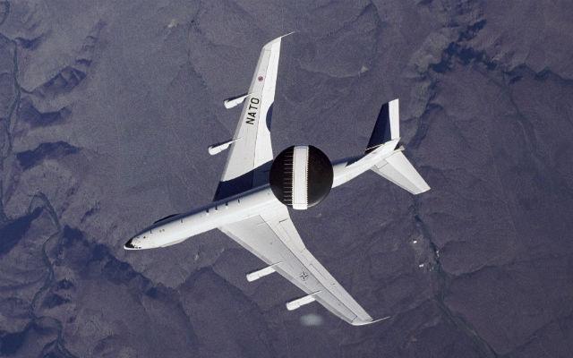 NATO AWACS - Boeing
