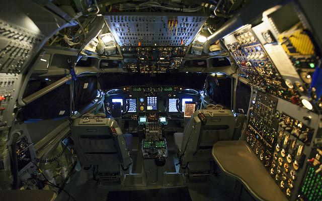 NATO AWACS cockpit upgrade - Boeing
