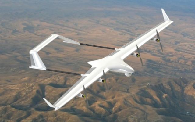 Renegade UAV - APG