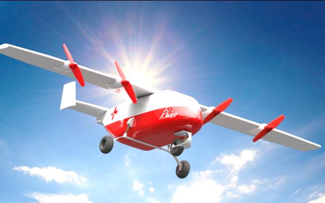 Rhino UAV - APG