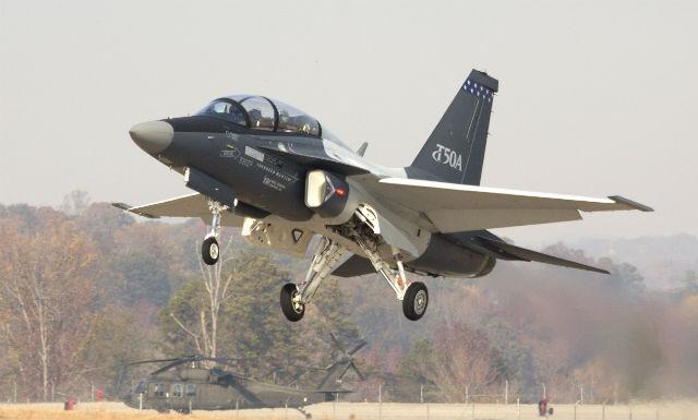 T-50A - Lockheed Martin