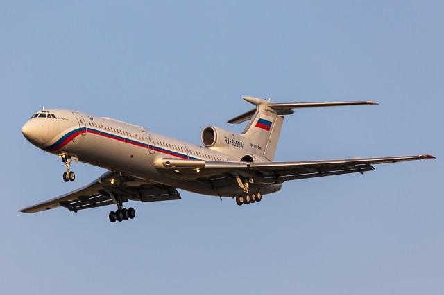 tu-154 new