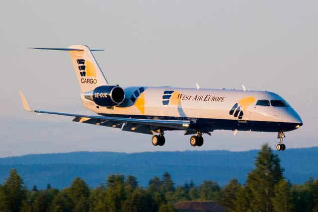 West Atlantic CRJ200