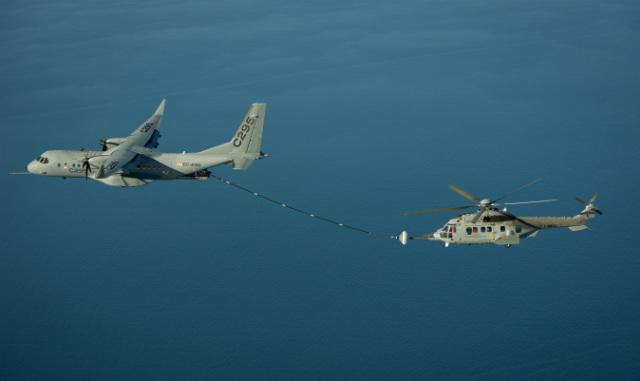 C295W H225M AAR - Airbus Defence & Space