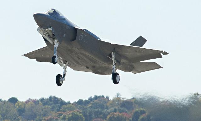 F-35A AX-2 - Lockheed Martin