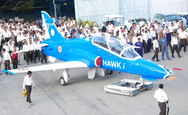 Hawk i - Hindustan Aeronautics