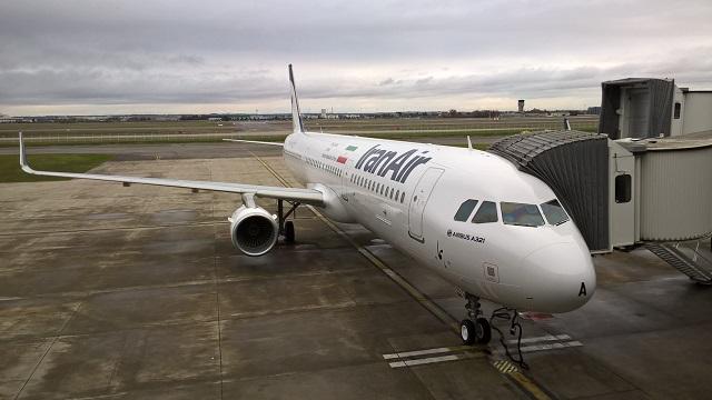 iran A321