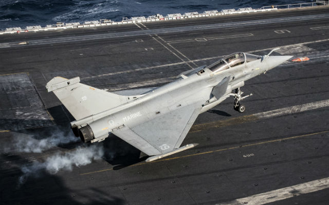 Rafale M - US Navy