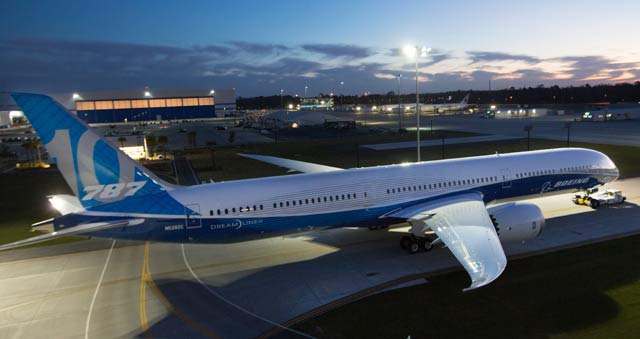 787-10 rollout