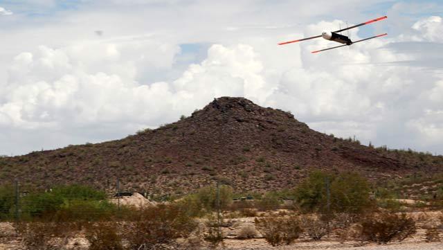 Coyote UAV Raytheon