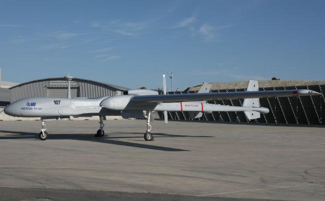 Heron TP-XP - IAI