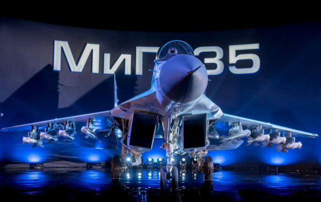 MiG-35 - United Aircraft