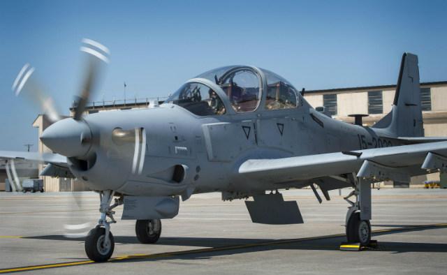 A-29 Lebanese pilot - US Air Force