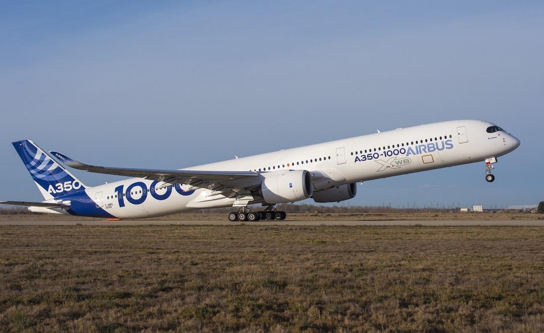 A350-1000 vmu