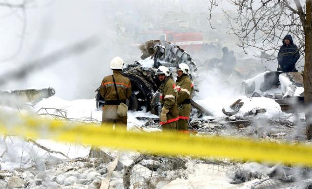 Bishkek 747 crash - Xinhua REX Shutterstock
